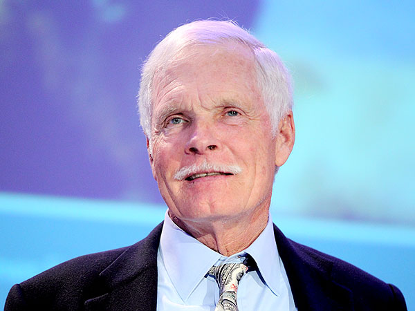 Ted Turner Hospitalized After Suffering from Appendicitis