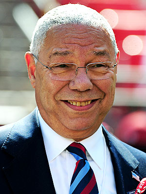 Colin Powell Selfie: See His 60-Year-Old Throwback Thursday Pic - colin-powell-300