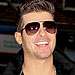 Robin Thicke Celebrates 37th Birthday Clubbing with Leonardo Di