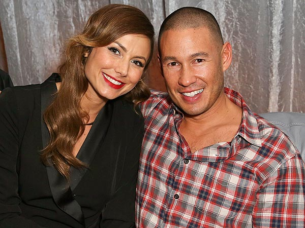 Stacy Keibler's Hubby, Jared Pobre, Loves His Bride's 'Positive Energy'