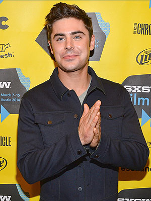 Zac Efron Tells Fans: 'I've Been Blessed'