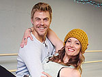 Amy Purdy Shows Off Her Specially Designed 'New Feet' for DWTS