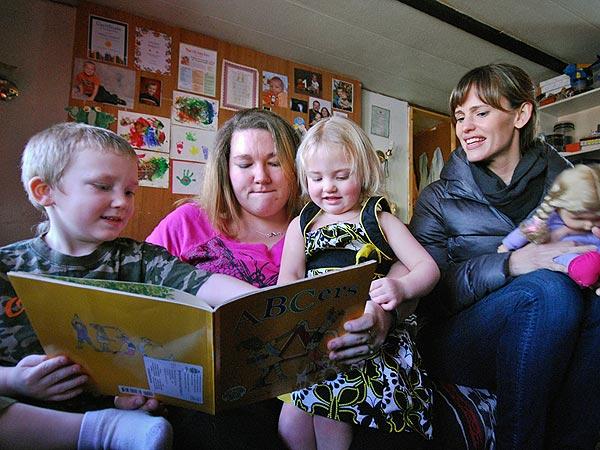 Jennifer Garner Joins Save the Children's Board of Trustees