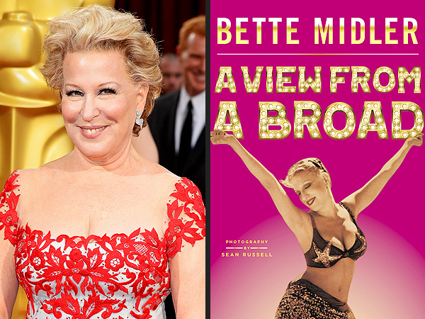 Bette Midler Reissues Her 1980 Memoir A View from a Broad