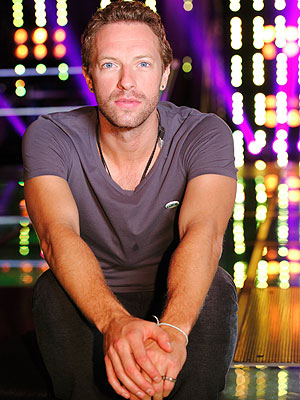 Chris Martin Lends His Expertise on The Voice