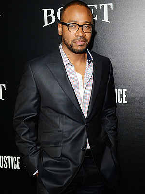 Columbus Short: I Feel Raw and Vulnerable Right Now