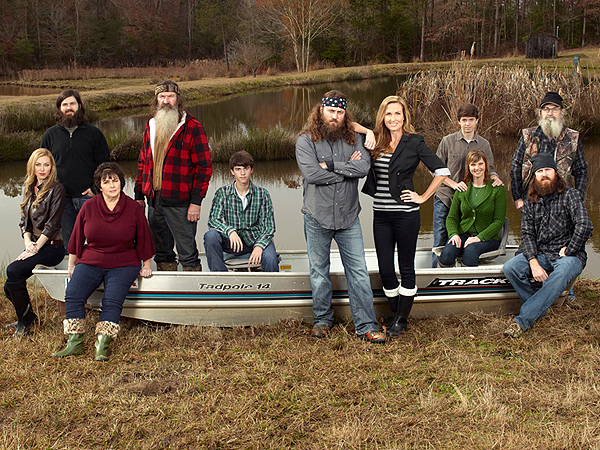 Duck Dynasty's Jase and Missy Robertson Speak Out on Family and Controversy