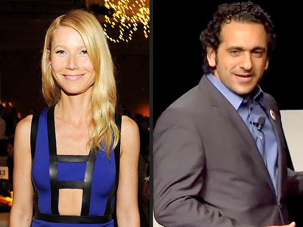 Gwyneth Paltrow's Mentor, Dr. Habib Sadeghi, Talks 'Conscious Uncoupling'