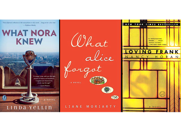What We're Reading This Weekend: Unlucky-in-Love Novels