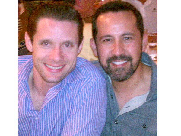 Danny Pintauro Marries Wil Tabares