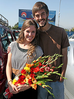 Jill Duggar Meets Derick Dillard in Nepal: VIDEO