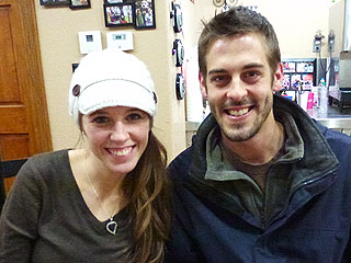 Jill Duggar Being Courted by Derick Dillard