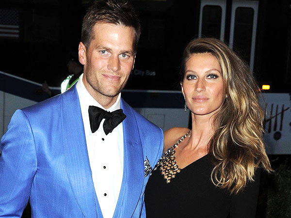 Gisele Bundchen and Tom Brady Cozy at Massachusetts Country Club