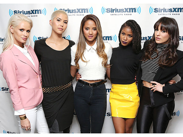 Meet the Girls of G.R.L.
