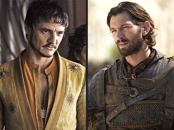 Meet The Hot New Guys on Game of Thrones