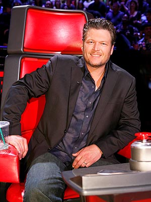 Blake Shelton Wished a Happy 38th Birthday By Fans