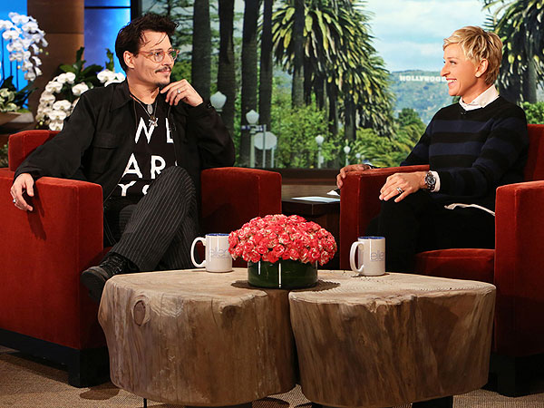 Johnny Depp: My Teen Daughter Doesn't Think I'm That Cool