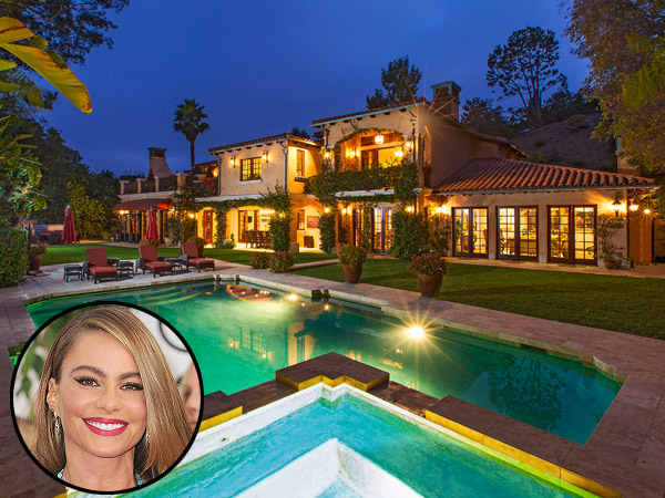 Sofia Vergara Drops $10.6 Million on Beverly Hills Home