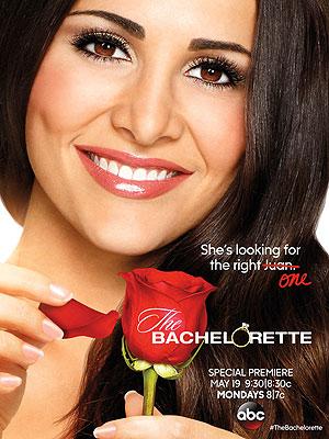 Bachelorette Poster Disses Juan Pablo: See Andi Dorfman's  Promo for New Season