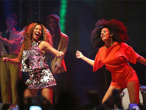 Gwen Stefani, Jay Z, Beyonce Crash Coachella Sets
