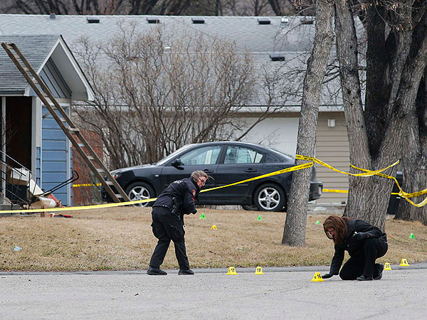 Cop's Son Charged in Mass Stabbings in Canada