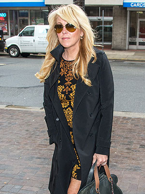 Dina Lohan Pleads Guilty to Driving While Intoxicated, Speeding on Long Island