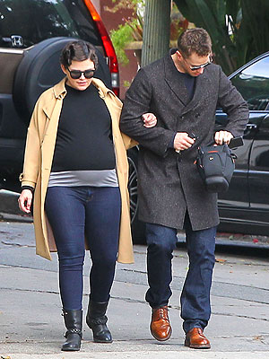 Ginnifer Goodwin and Josh Dallas Step Out After Their Wedding