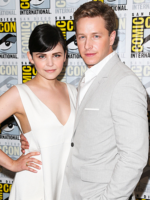 Ginnifer Goodwin Marries Josh Dallas