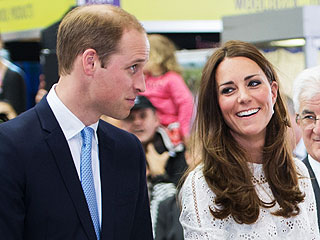Kate Suggests William Try an Alpaca Wool Hairpiece
