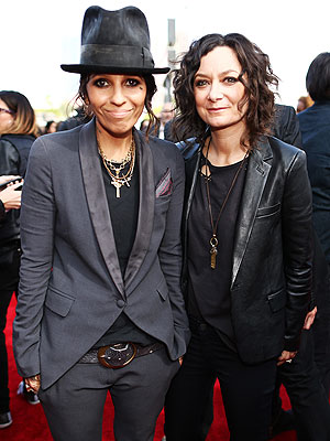 Linda Perry Shares 'Why It Works' with Wife Sara Gilbert