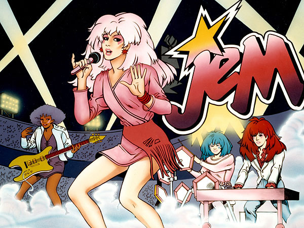 Jem and the Holograms Movie Casts Aubrey Peeples As Jem