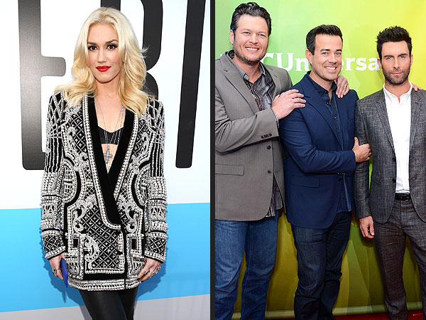 Gwen Stefani 'Certainly Fits That Bill' to Join The Voice, Carson Daly Says