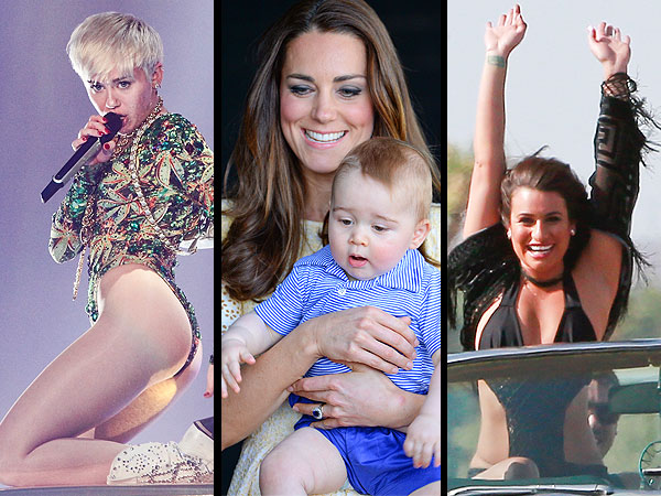 Prince George, Kate, Prince William Australia Tour, Miley Cyrus Postpones Tour