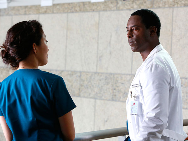 Isaiah Washington Returns to Grey's Anatomy: PEOPLE Critic's Take