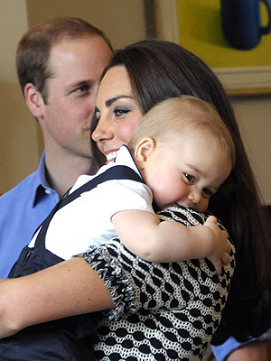 Prince George Down Under: How the Photographer Snapped Kate's Favorite Pic