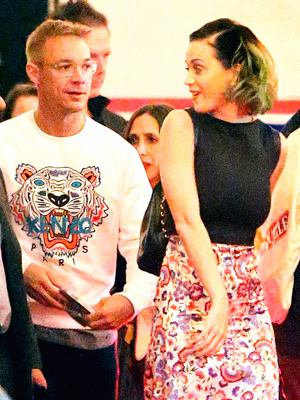Is Katy Perry Dating Diplo?