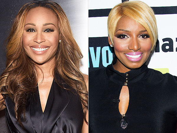 RHOA Reunion: Cynthia Bailey Cries About Her Fall Out with NeNe Leakes