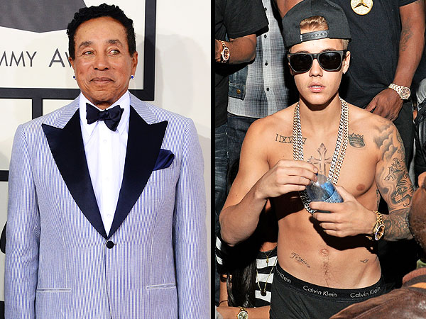 Smokey Robinson's Advice to Justin Bieber