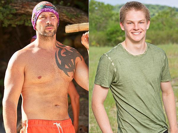 Stephen Fishbach's Survivor Blog: Tony Vlachos Flips the Game on Its Head