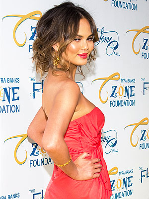 Chrissy Teigen to Body Bullies: Who the F–– Cares What You Think?