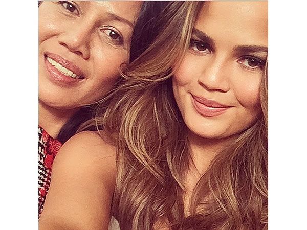 Chrissy Teigen's Mom, Vilailuck, Loves Her Racy Social Media Posts