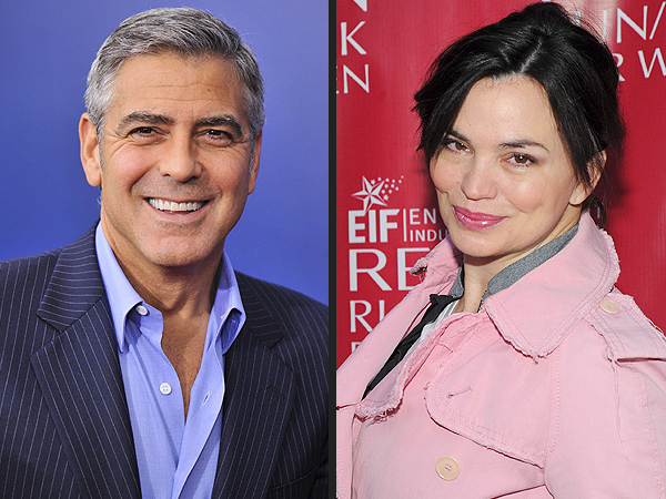 Karen Duffy Plans to Gift George Clooney a Whoopee Cushion Cover for His Wedding