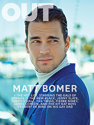 Matt Bomer: Marrying Partner in 2011 'Was Good for Our Family'
