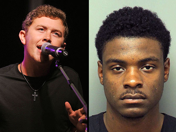 Scotty McCreery Home-Invasion Robbery: Arrest Made