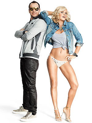 Jenny McCarthy Shares Details of Donnie Wahlberg's Sweet Proposal