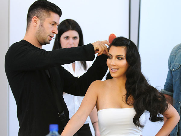 Inside Kim Kardashian's Pre-Wedding Beauty Prep