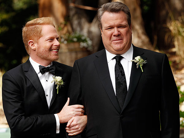 Modern Family Finale: The Best Moments from Cam and Mitchell's Wedding