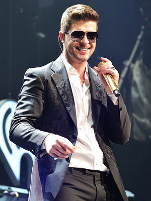 Robin Thicke, Alabama and Justin Moore to Perform The Voice Finale