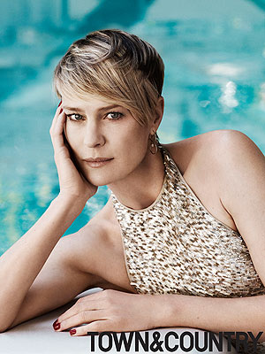 Robin Wright on Plastic Surgery Pressure