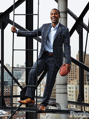 Gay Former NFL Player Wade Davis: Out Youth Taught Me to Be Fearless